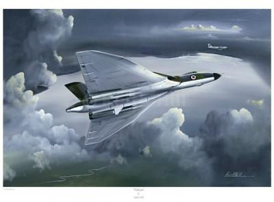 -A4 Print- Vulcan