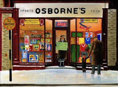 Mr Osborne's Toyshop